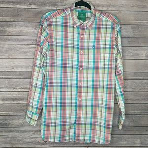 Southern Tide Club Button-Down Size Small
